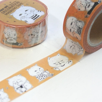 Masking tape - Picture diaries