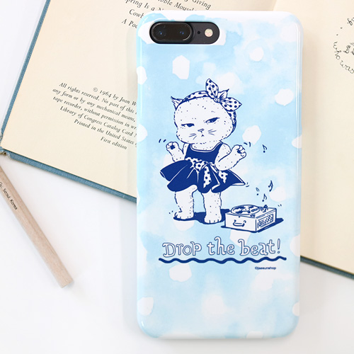 PHONECASE - Dancing cat