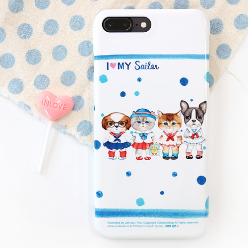 PHONECASE - I LOVE SAILOR
