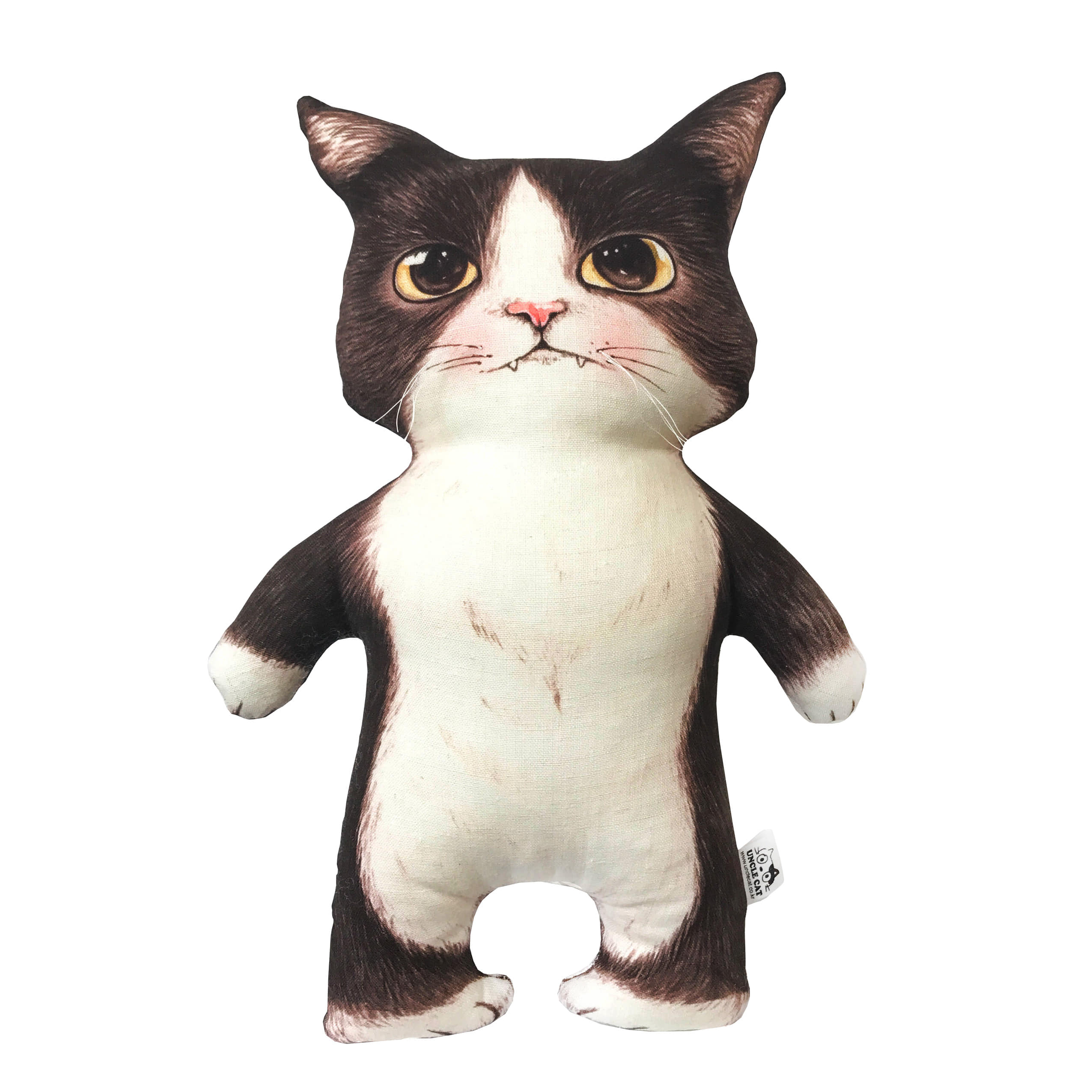 Cat doll 'JAWS' (Size : 14cm)