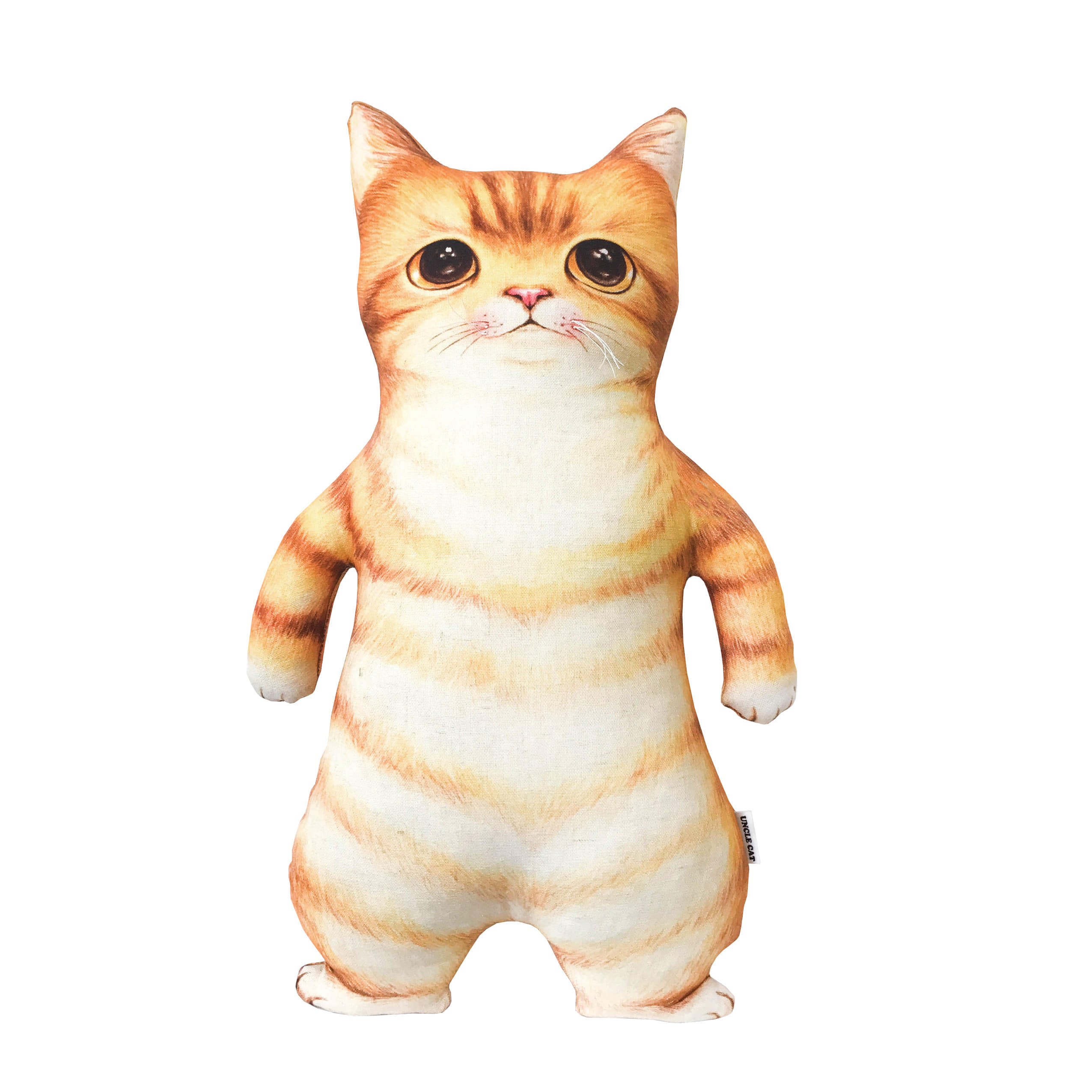 Cat doll 'COIN' (Size :14cm)