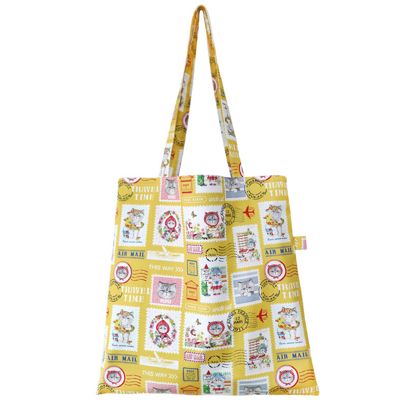 □ Totebag- Rumi collects stamps
