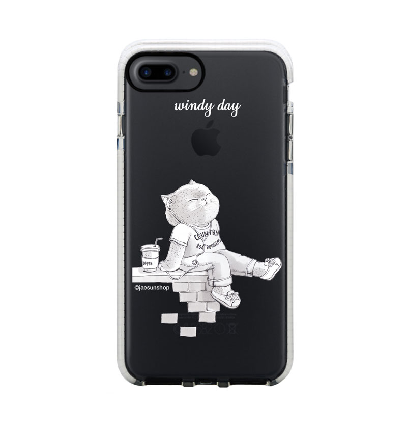 Smartphone Case - Windy day
