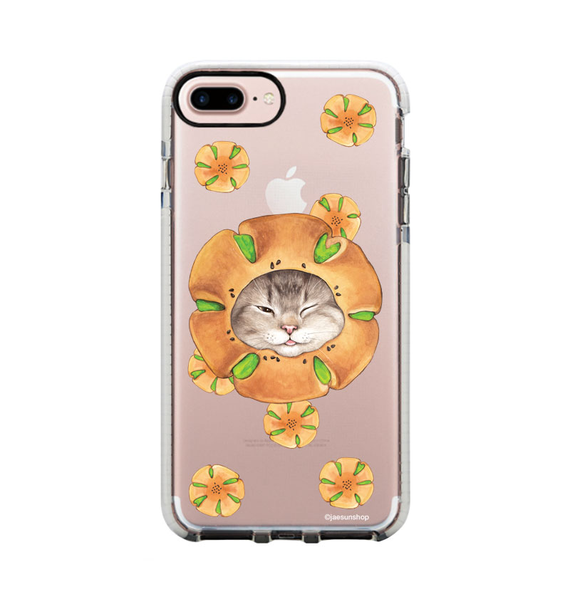 Smartphone Case - Pea bread Cat